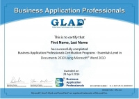 Business Application Professionals Programs(BAP)