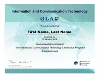 Information and Communication Technology Programs(ICT)
